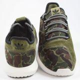 Preview 3 Adidas Herren Sneaker Tubular Shadow OliCar/VinWht/CBlack BB8818