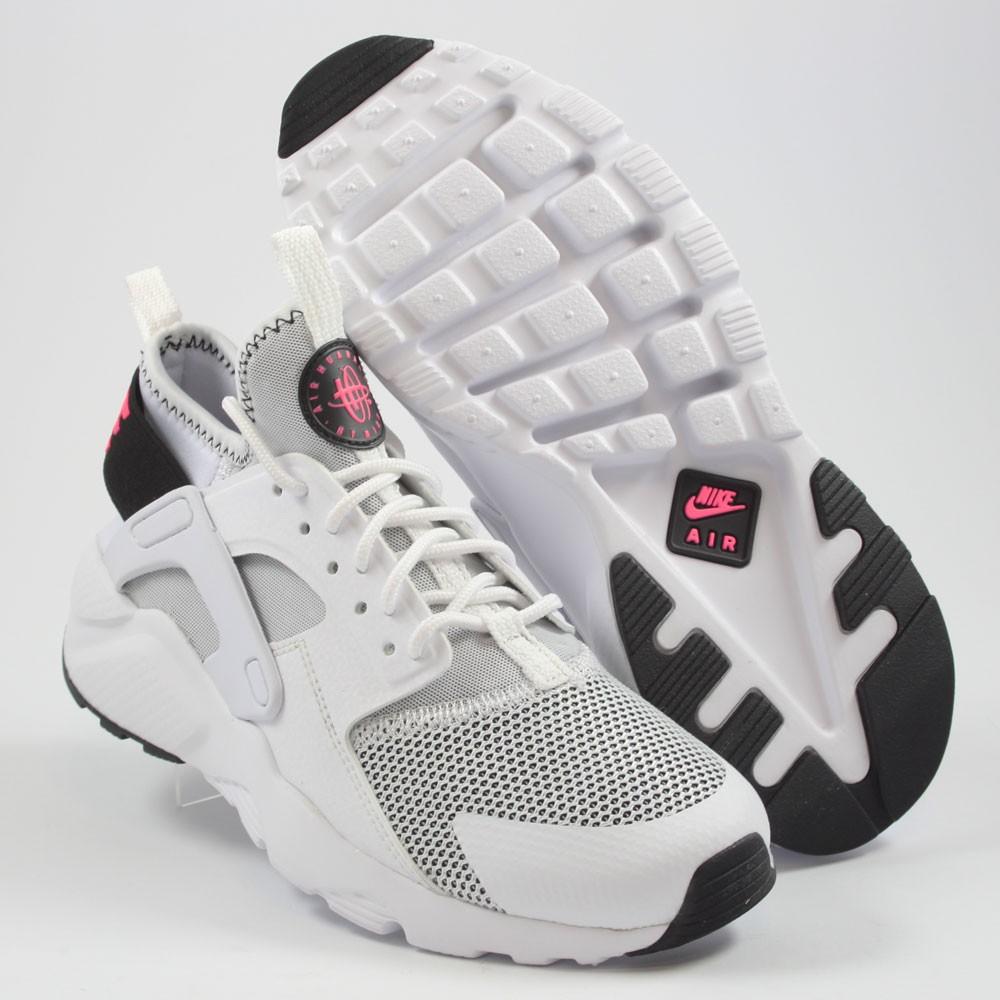 101eaf3c09 ... Preview 2 Nike Damen Sneaker Air Huarache Run Ultra White/Black-Pink  Blast ...