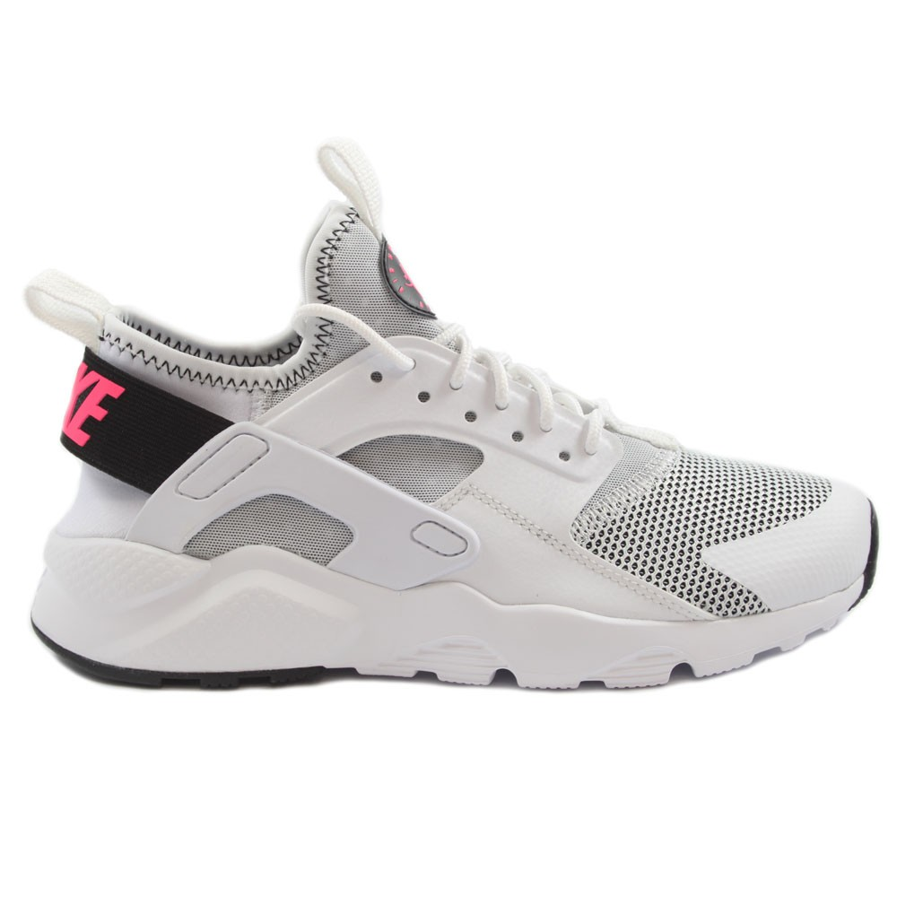 93fb4e0faa Preview 1 Nike Damen Sneaker Air Huarache Run Ultra White/Black-Pink Blast  ...