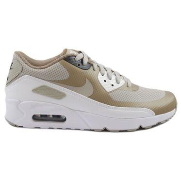 Nike Herren Sneaker Air Max 90 Ultra 2.0 Essential Pale Grey/Pale Grey-Khaki
