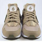Preview 4 Nike Herren Sneaker Air Huarache Khaki/Khaki-Medium Olive-White