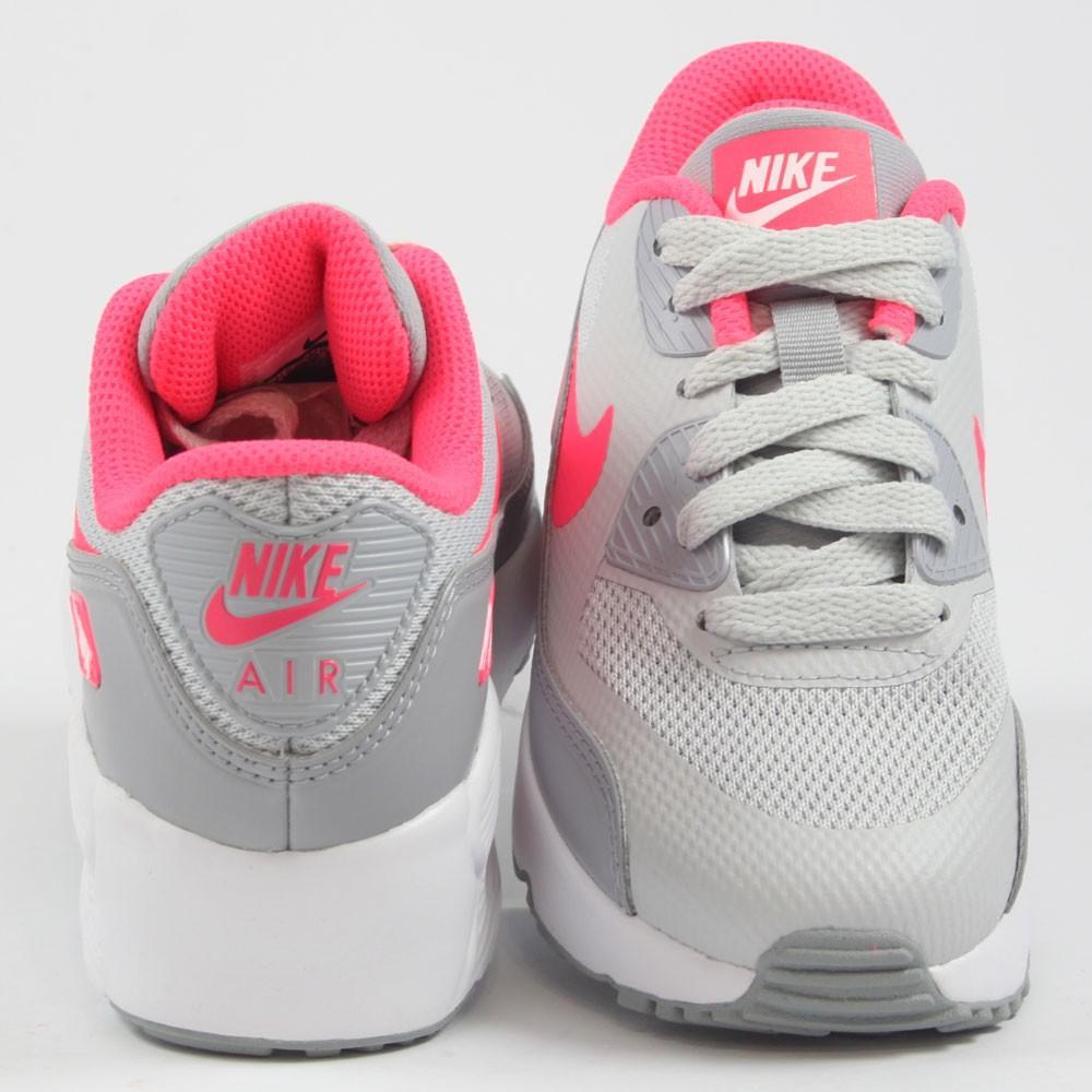 Nike Kinder Sneaker Air Max 90 Ultra 2.0 Pure PlatinumRacer