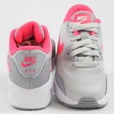 Preview 3 Nike Kinder Sneaker Air Max 90 Ultra 2.0 Pure Platinum/Racer Pink-White