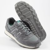 Preview 2 New Balance Damen Sneaker WR996EB Grey/Silver