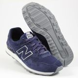 Preview 2 New Balance Damen Sneaker WR996HT Navy/Silver