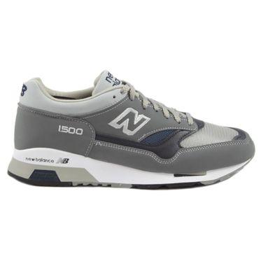 New Balance Herren Sneaker M1500UKG Grey/Blue