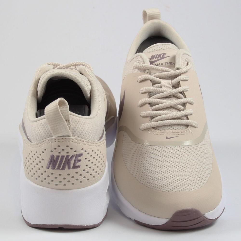 super beliebt Preis bleibt stabil auf Füßen Aufnahmen von Nike Damen Sneaker Air Max Thea Lt Orewood Brn/Taupe Grey