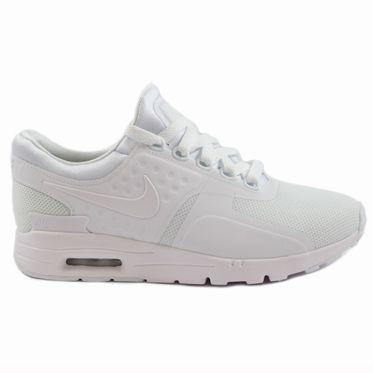 Nike Damen Sneaker Air Max Zero White/White