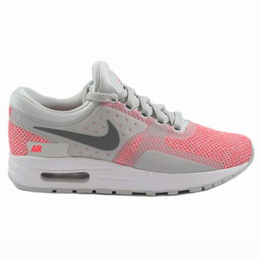 Nike Damen Sneaker Air Max Zero SE Pure Platinum/Cool Grey