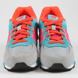 Preview 4 New Balance Damen/Kinder Sneaker KL574WTG Grey/Blue-Lila/Orange