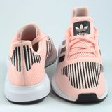 Preview 3 Adidas Damen/Kinder Sneaker Swift Run IcePnk/CBlack/FtwWht CG4162