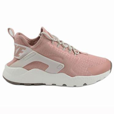 Nike WMNS Damen Sneaker Air Huarache Run Ultra Particle Pink/Light Bone