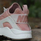 Preview 6 Nike WMNS Damen Sneaker Air Huarache Run Ultra Particle Pink/Light Bone