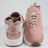Preview 3 Nike WMNS Damen Sneaker Air Huarache Run Ultra Particle Pink/Light Bone