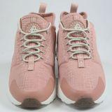 Preview 4 Nike WMNS Damen Sneaker Air Huarache Run Ultra Particle Pink/Light Bone