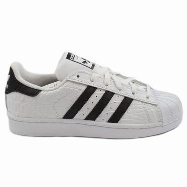 Adidas Damen Sneaker Superstar FtwWht/CBlack/CBlack BZ0198