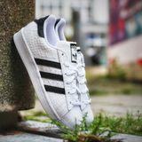 Preview 5 Adidas Damen Sneaker Superstar FtwWht/CBlack/CBlack BZ0198