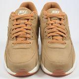Preview 4 Nike Herren Sneaker Air Max 90 Ultra 2.0 LTR Flax/Flax-Sail-Gum Med Brown