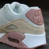 Preview 6 Nike Damen Sneaker Air Max 90 Light Bone/Mushroom