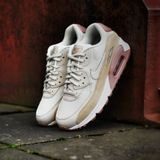 Preview 5 Nike Damen Sneaker Air Max 90 Light Bone/Mushroom