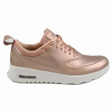 Nike Damen Sneaker Air Max Thea PRM Mtlc Red Bronze