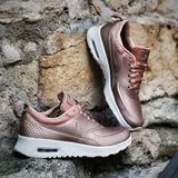 Preview 5 Nike Damen Sneaker Air Max Thea PRM Mtlc Red Bronze