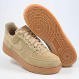 Preview 2 Nike Damen Sneaker WMNS Air Force 1 `07 SE Mushroom/Mushroom