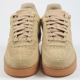 Preview 4 Nike Damen Sneaker WMNS Air Force 1 `07 SE Mushroom/Mushroom