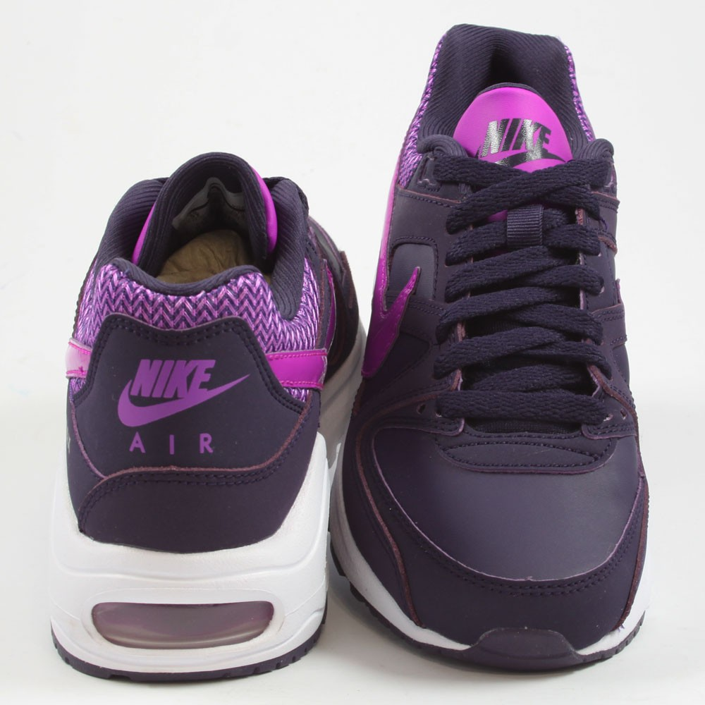 Nike Damen Sneaker Air Max Command Flex LTR Purple Dynasty