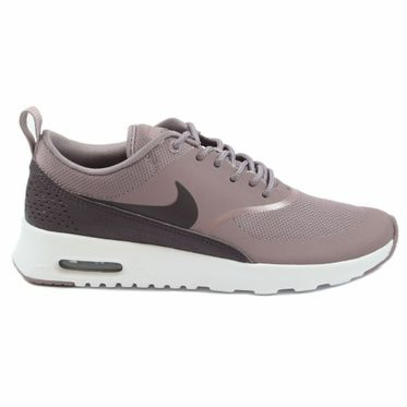 Nike Damen Sneaker Air Max Thea Taupe Grey/Port Wine-White