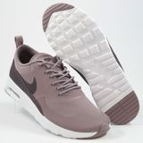 Preview 2 Nike Damen Sneaker Air Max Thea Taupe Grey/Port Wine-White