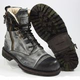 Preview 2 Yellow Cab Herren Stiefel/Boots Sergeant Black Y18058