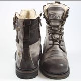 Preview 3 Yellow Cab Herren Stiefel/Boots Sergeant S18058 Dark Brown