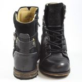 Preview 3 Yellow Cab Herren Stiefel/Boots Industrial Black Y18069