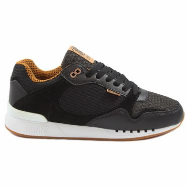 Djinns Herren Sneaker Easy Run Mixalot 2 Black