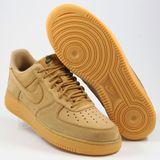 Preview 2 Nike Herren Sneaker Air Force 1 ´07 WB Flax/Flax-Gum Light Brown