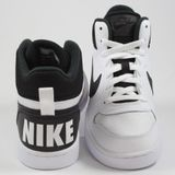 Preview 3 Nike Damen/Kinder Sneaker Court Borough Mid White/Black