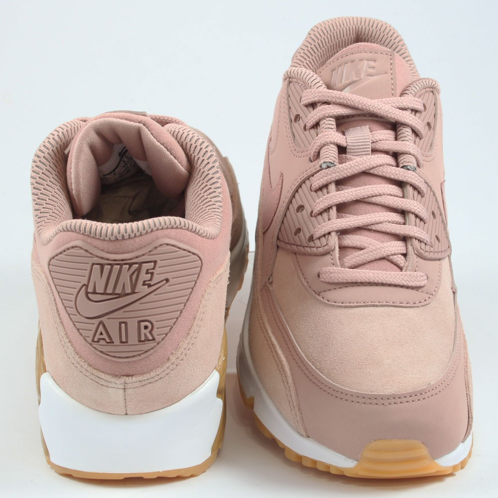 nike damen sneaker air max 90 se particle pink particle pink. Black Bedroom Furniture Sets. Home Design Ideas