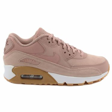 Nike Damen Sneaker Air Max 90 SE Particle Pink/Particle Pink