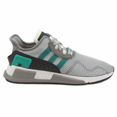 Adidas Herren Sneaker EQT Cushion ADV GreTwo/SupGrn/FtwWht AH2232