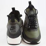 Preview 3 Nike Herren Sneaker-Boot Air Max 90 Ultra Mid Winter Sequoia/Medium Olive-Black
