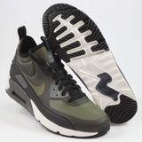 Preview 2 Nike Herren Sneaker-Boot Air Max 90 Ultra Mid Winter Sequoia/Medium Olive-Black