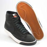 Preview 2 Nike Damen Sneaker Blazer Mid VNTG Suede Anthra/Black