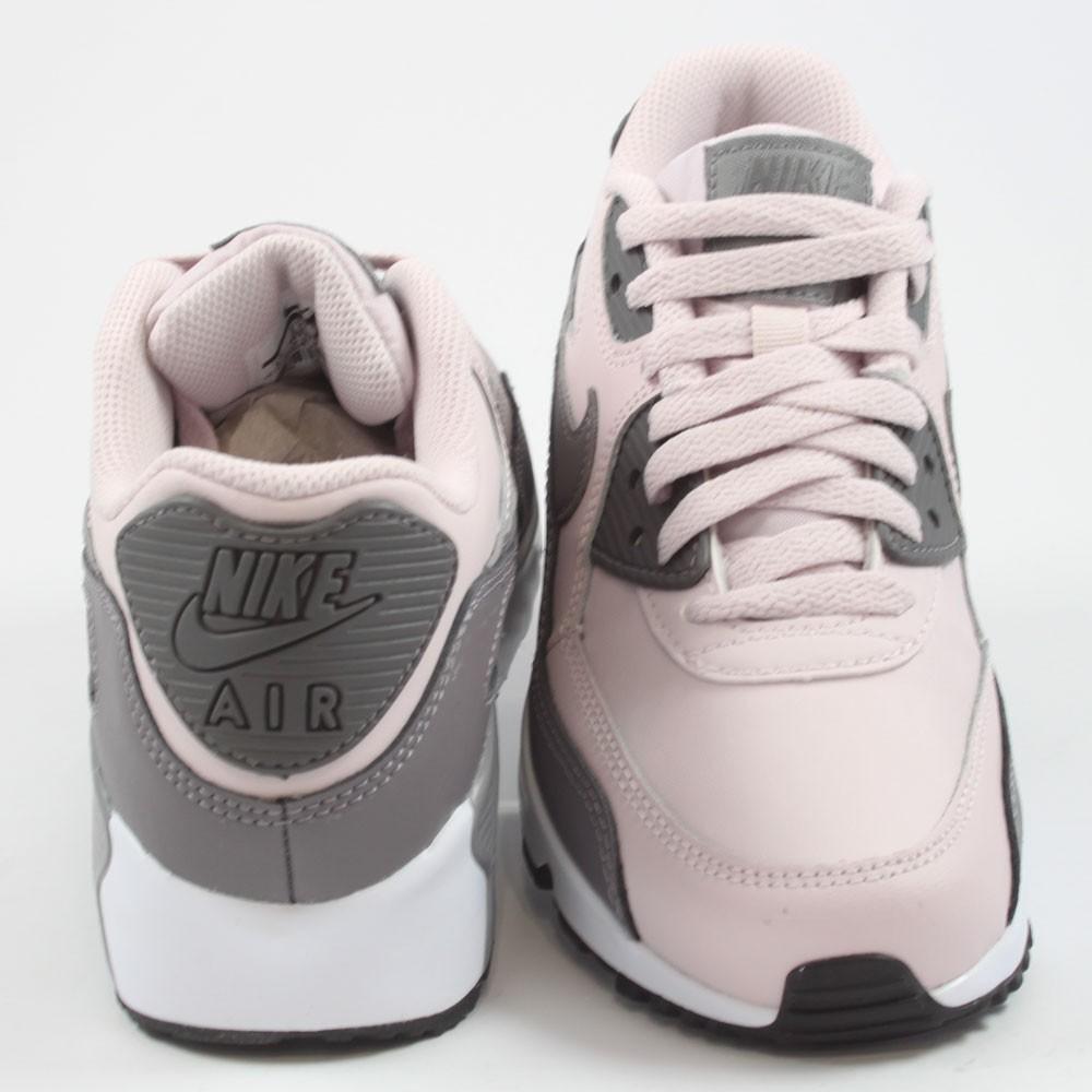 air max 90 grau rosa
