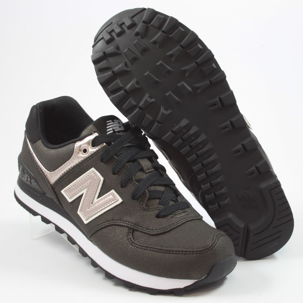 new balance damen in schwarz