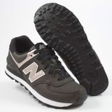 Preview 2 New Balance Damen Sneaker WL574SFH Black/Silber