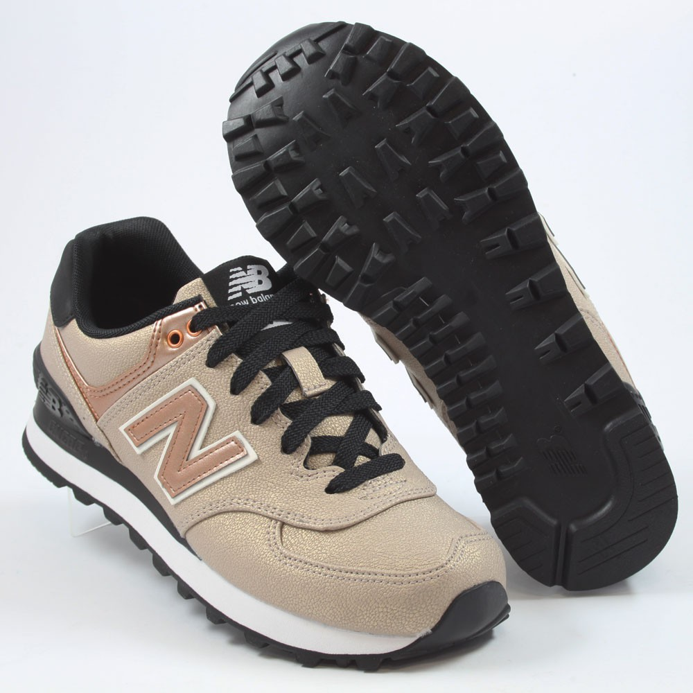 new balance damen kupfer