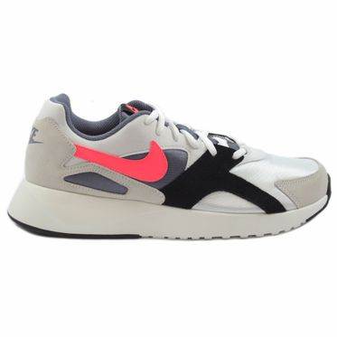 Nike Herren Sneaker Pantheos Summt White/Hot Punch-Black