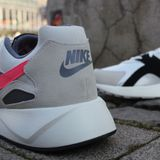 Preview 7 Nike Herren Sneaker Pantheos Summt White/Hot Punch-Black