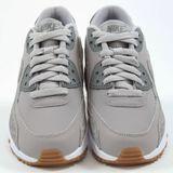 Preview 4 Nike Damen Sneaker Air Max 90 LTR SE Atmosphere Grey/Gunsmoke-White